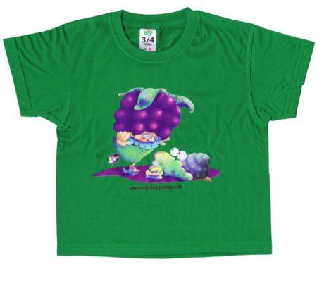 T-shirt Pips verde
