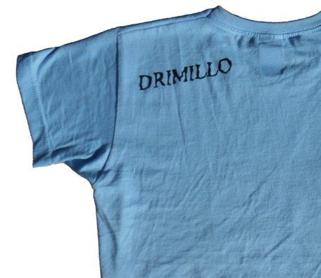 Drimillo azzurra DETTAGLIO